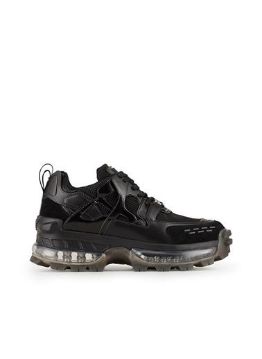 Emporio Armani  Ayakkabı Erkek Ayakkabı S X4C590 Xm488 M988 Siyah
